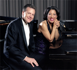 IRP To Host  Piano Duo